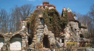 The Story Behind This One New York Castle Will Fascinate You