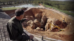 You'll Never Believe What Was Hiding Beneath This Golf Course In Missouri