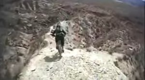 This Terrifying Mountain Biking Footage From Utah Will Make Your Stomach Drop