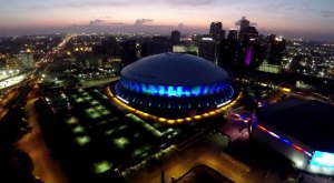 What This Drone Footage Caught In New Orleans Will Drop Your Jaw