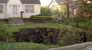 Here Are 4 Sinkholes In Iowa That Will Leave You Terrified Of Earth