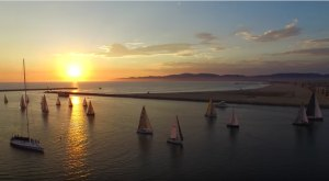 This Stunning Sunset Sailing Event In Marina Del Rey Should Top Your Summer Bucket List