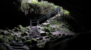 Going Into These Caves In Washington Is Like Entering Another World