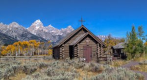 These 10 Churches In Wyoming Will Leave You Absolutely Speechless
