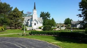 There's No Chapel In The World Like This One In Illinois