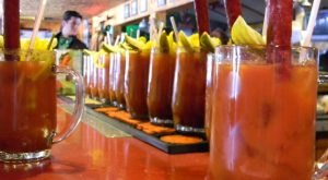 These 7 Restaurants Serve The Best Bloody Mary In Wisconsin