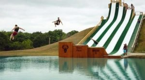 This Crazy Water Slide In Texas Will Make Your Palms Sweat