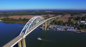 This Amazing Drone Footage Will Remind You Why Maryland Is The Most Beautiful State