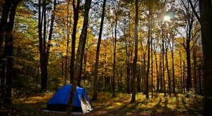 These 15 Amazing Camping Spots In Maryland Are An Absolute Must See