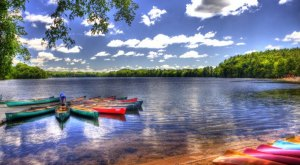 There's Something Magical About These 12 Massachusetts Lakes In The Summer