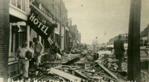 A Terrifying, Deadly Storm Struck Oklahoma In 1942…And No One Saw It Coming