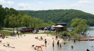 5 Little Known Beaches In West Virginia that Will Make Your Summer Unforgettable