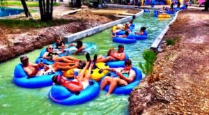 Texas Is Home To BSR Cable Park Which Has The World's Longest Lazy River