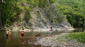 If You Didn't Know About These 10 Swimming Holes In West Virginia, They're A Must Visit
