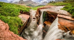 These 13 Hidden Waterfalls In Montana Will Take Your Breath Away