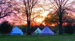 These 10 Rustic Spots In Kansas Are Extraordinary For Camping
