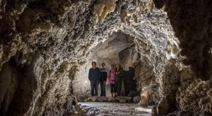 Hiking To This Aboveground Cave In Utah Will Give You A Surreal Experience