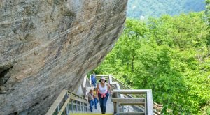 Here's North Carolina's Top Outdoor Attraction… And You'll Definitely Want To Do It