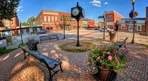 These 10 Cities In Indiana Aren't Big And Aren't Too Small… They're Just Right