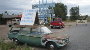 These 8 Ghost Towns Along Arizona's Route 66 Will Haunt Your Dreams