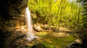 Everyone In Pittsburgh Must Visit This Epic Waterfall As Soon As Possible