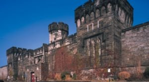 These 9 Forgotten Prisons In Pennsylvania Will Send Chills Down Your Spine