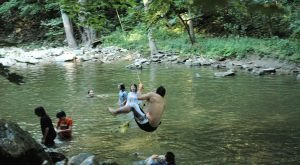 If You Didn't Know About These 9 Swimming Holes In Ohio, They're A Must Visit