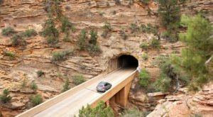 You've Never Seen Anything Quite Like This Incredible Tunnel In Utah