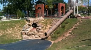 10 Amazing Playgrounds In Arkansas That Will Make You Feel Like A Kid Again