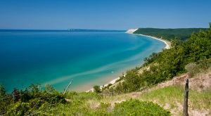This One Easy Hike In Michigan Will Lead You Someplace Unforgettable