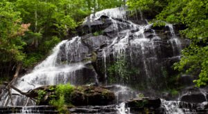 7 Unbelievable South Carolina Waterfalls Hiding In Plain Sight…No Hiking Required