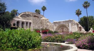 These 8 Breathtaking Missions In Southern California Are Loaded With History