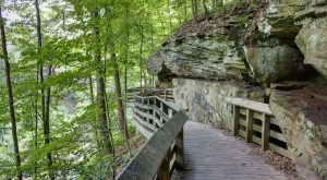 This One Easy Hike In Ohio Will Lead You Someplace Unforgettable