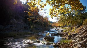 This Stunning State Park In Oklahoma Is Perfect For An Adventurous Getaway