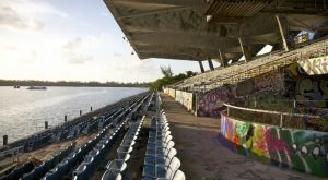 There's Nothing Else In The World Quite Like This Abandoned Stadium In Florida
