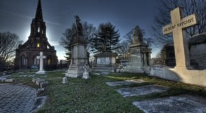 This Historic Cemetery In Maryland Is Too Beautiful For Words