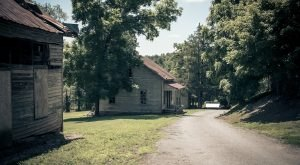 What You'll Discover In These 7 Deserted North Carolina Towns Is Truly Grim