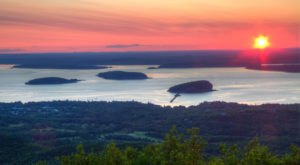 These 8 Scenic Overlooks In Maine Will Leave You Breathless