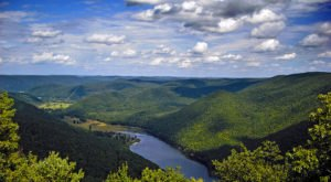 These 10 Scenic Overlooks In Pennsylvania Will Leave You Breathless