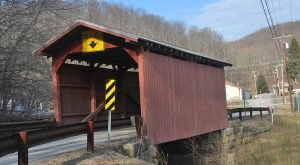 8 More Covered Bridges In West Virginia That Will Remind You Of A Simpler Time