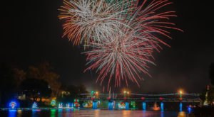 These Fireworks Displays In Louisiana Will Drop Your Jaw