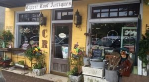 These Quaint, Charming Towns In Alabama Are Full Of Antique Treasures