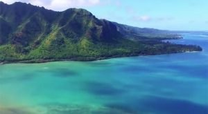 This Bird's Eye View Of Oahu Will Take Your Breath Away