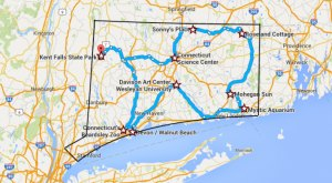 9 Amazing Places You Can Go On One Tank Of Gas In Connecticut