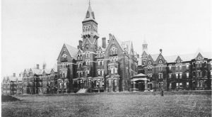 The Danvers State Hospital In Massachusetts Has A Dark And Evil History That Will Never Be Forgotten