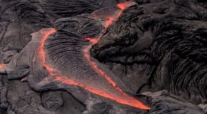 This Footage Of Lava Destroying A Forest In Hawaii Will Mesmerize You