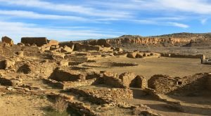 The Incredible Ancient Ruins In Chaco Canyon, New Mexico Will Blow You Away