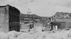What You'll Discover In These 8 Deserted Nevada Towns Is Truly Grim