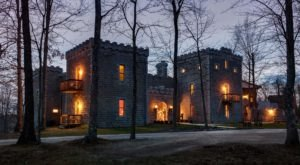A Little Known Castle In Ohio, Ravenwood Will Give You The Time Of Your Life