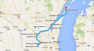 10 Amazing Places You Can Go On One Tank Of Gas In Wisconsin